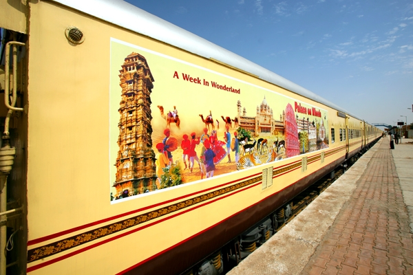 Special Trains is like Palace on Wheels
