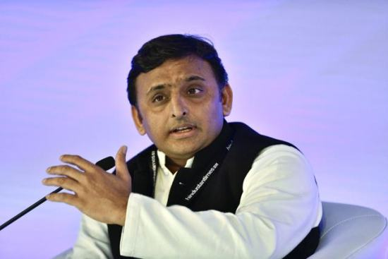 Akhilesh Yadav Bullet Train Project