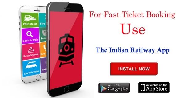 Indian Railway App Download