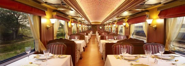 Heritage Train Maharaja Express