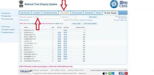 Trains Between Stations: Complete List of IRCTC Trains